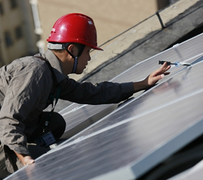 Renewable Energy Investment and Employment in China